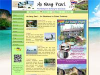 Gästehaus im Süden Thailands