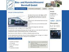 Beinhoff GmbH Bau- und Kunstschlosserei