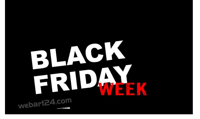 Black Friday - Week  bis zu 30% Nachlass