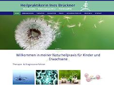 Heilpraktikerin Ines Brückner - Bioresonanz – Elektroakupunktur – Homöopathie