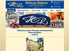 Hotel an Rathaus in Kassel