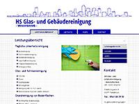 HS Glas- und Gebäudereinigung