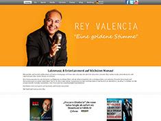 Sänger Rey Valencia
