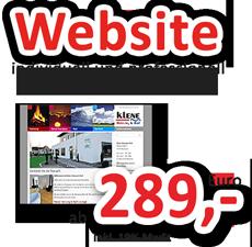 individuelle und professionelle Webseiten zum fairen Preis - ab 289 Euro bei webart24.com